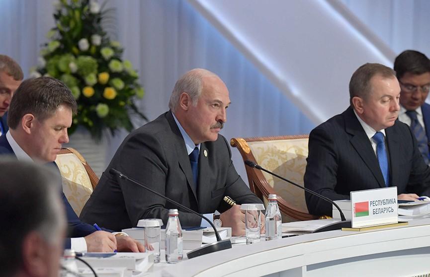 Сохранение курса на интеграцию и борьба с протекционизмом. Что обсуждалось на полях саммита ЕАЭС в Нур-Султане?