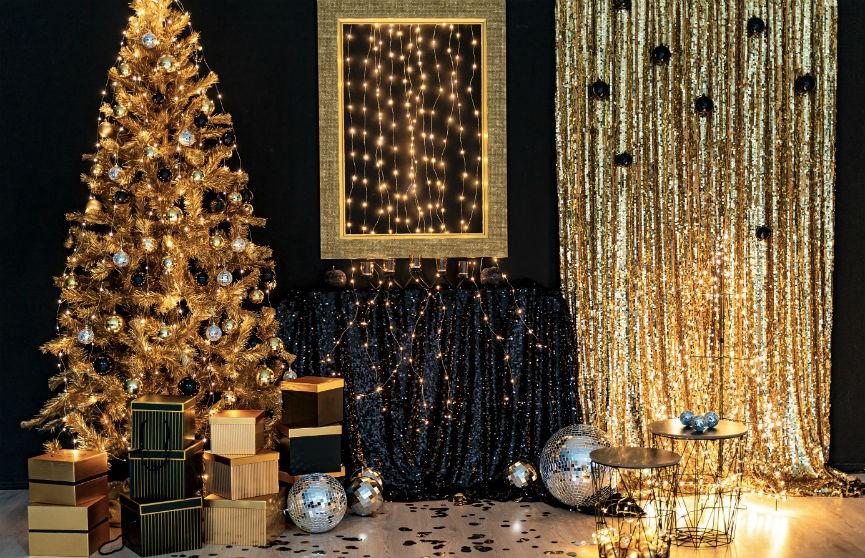 Как украсить квартиру к Новому году? Идеи праздничного дизайна
