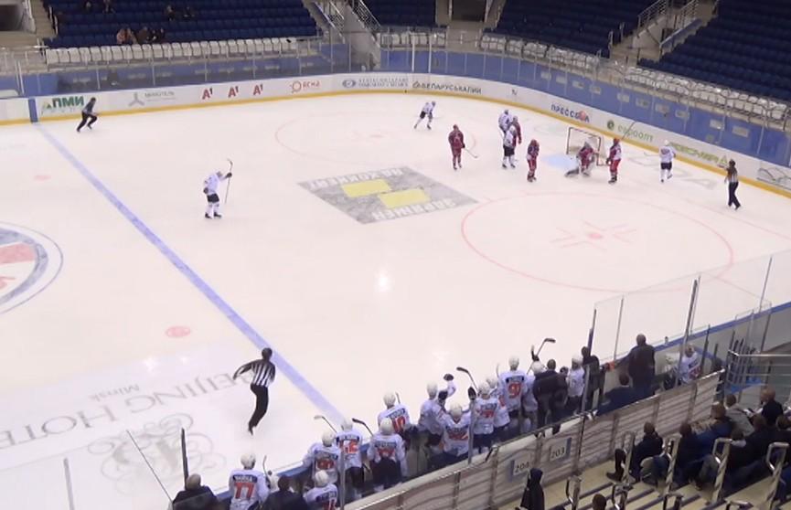 Гродненский «Неман» обыграл в гостевом поединке «Лиду» в чемпионате Беларуси по хоккею