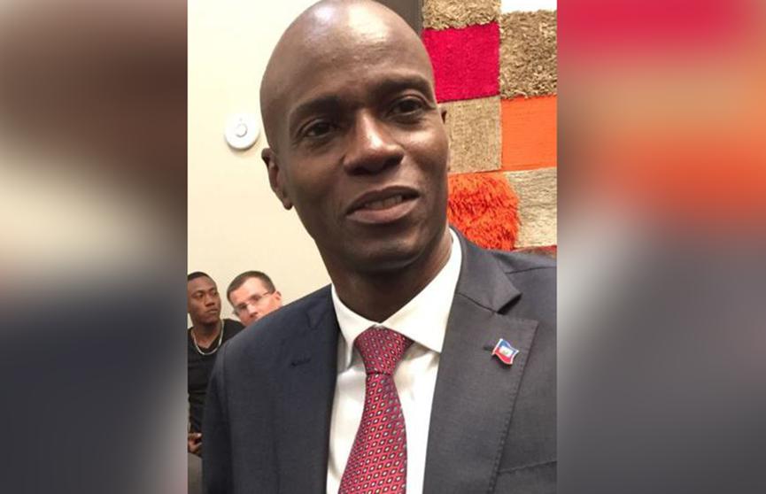 Покушение было совершено на президента Гаити