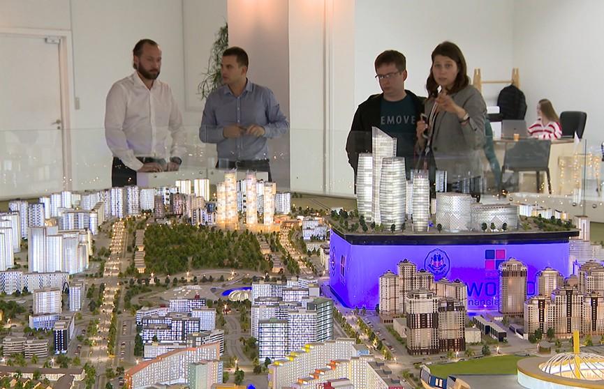 «Парк Челюскинцев»: старт продаж квартир в престижном районе
