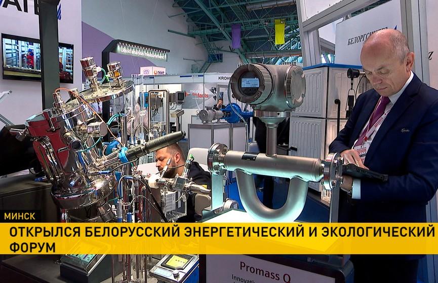 Беларусь снизит объем импорта газа из России благодаря запуску АЭС