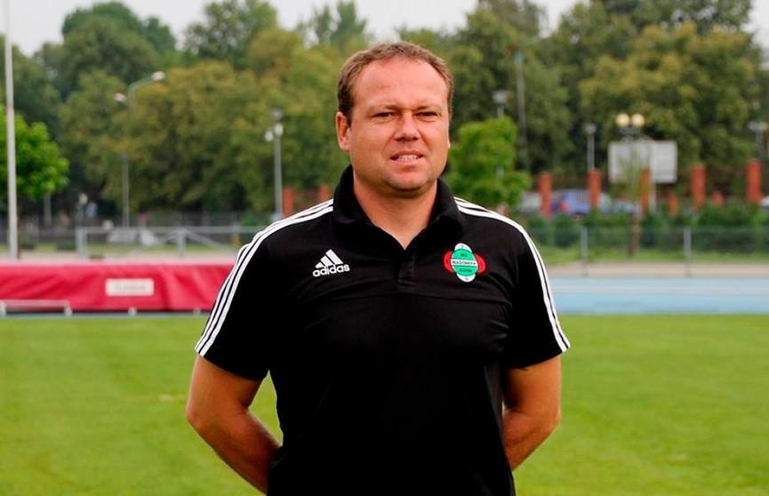 Тренера брестского «Динамо» признали лучшим наставником среди команд чемпионата Беларуси по футболу