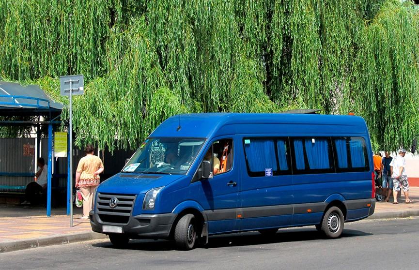 Хотел как лучше: водитель пытался перевезти в микроавтобусе 48 человек