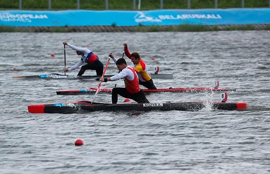 Белорус Артем Козырь завоевал золото II Европейских игр