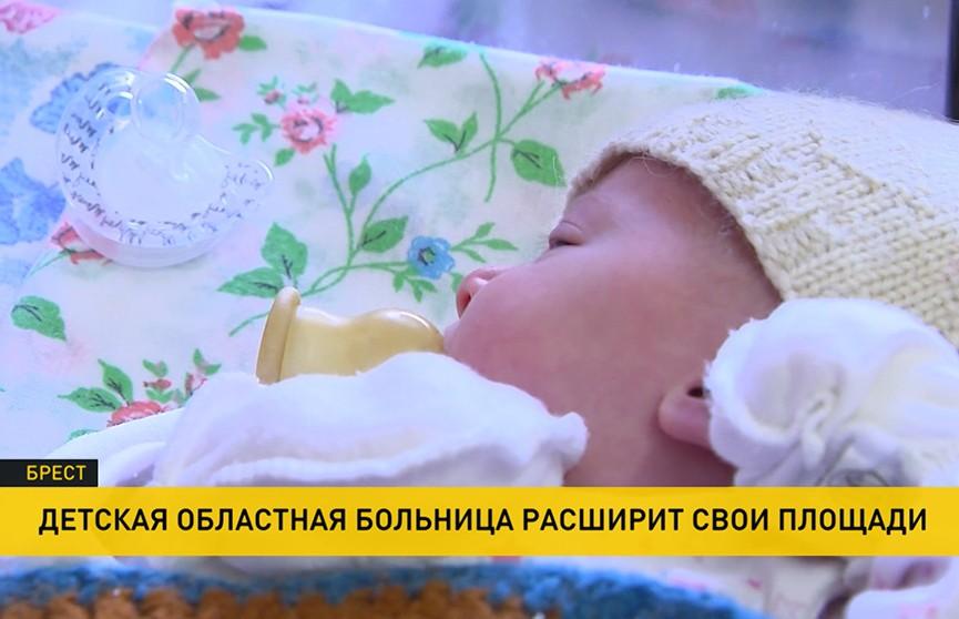 600 малышей удалось сохранить в Брестской области благодаря консультированию будущих мам