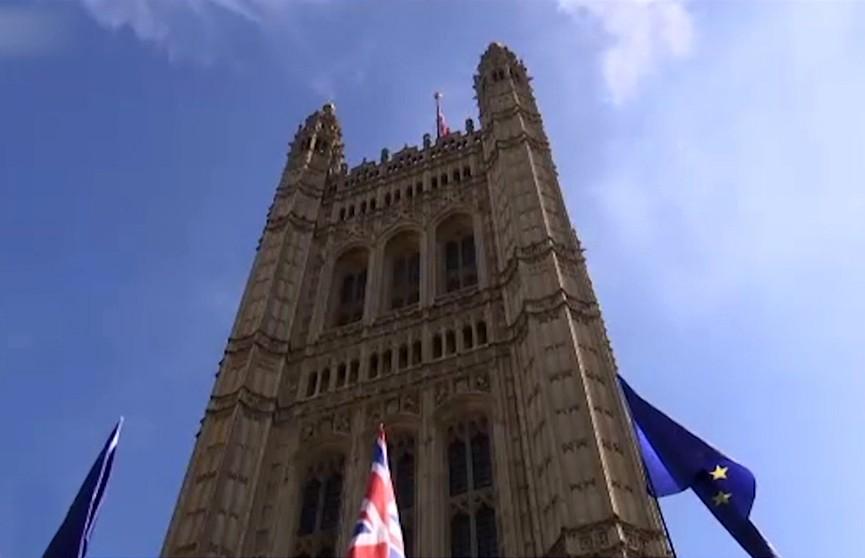 Правительство Великобритании не поддержало петицию об отмене выхода из ЕC