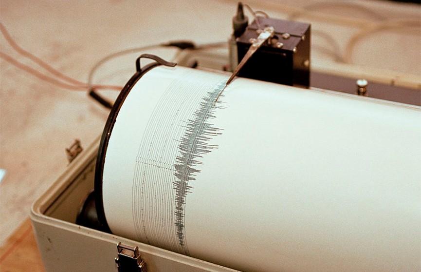 Землетрясение магнитудой 5,9 произошло у берегов Королевства Тонга