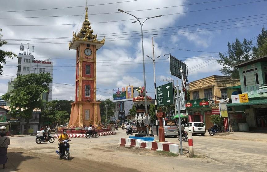 Землетрясение магнитудой 5,1 произошло в Мьянме