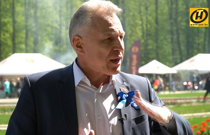 Михаил Орда: Федерация профсоюзов помогла сотне незаконно уволенных людей вернуться на работу