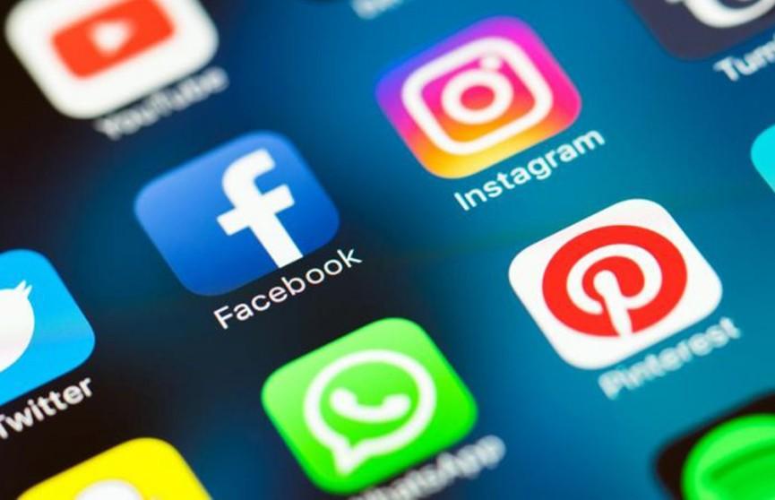 Сбой в работе Facebook и Instagram произошёл по всему миру