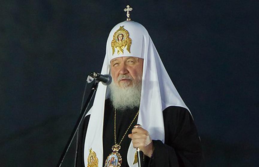 Александр Лукашенко поздравил Патриарха Кирилла с днём рождения