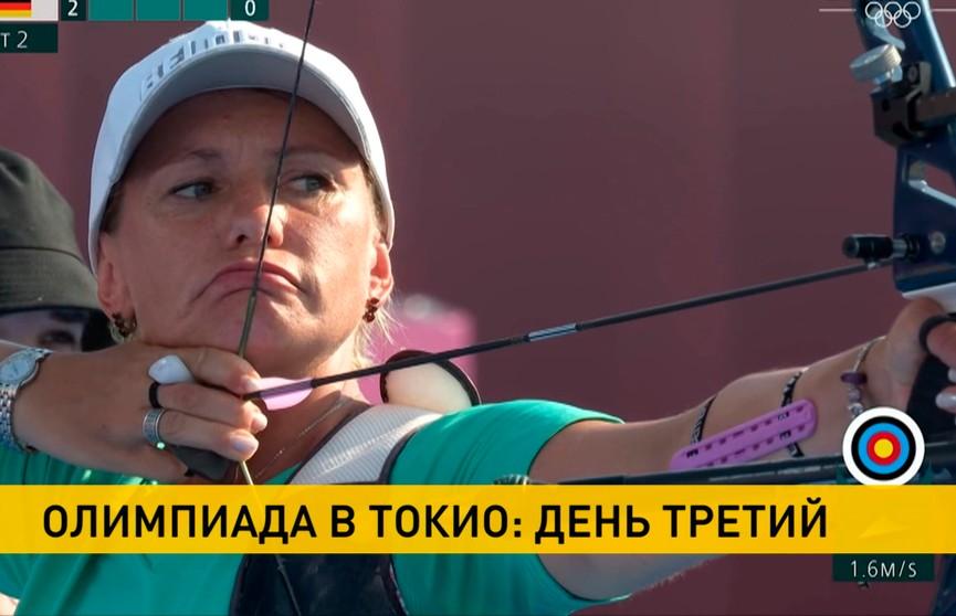 Олимпиада в Токио: белорусы заняли четвертое место в стрельбе из лука