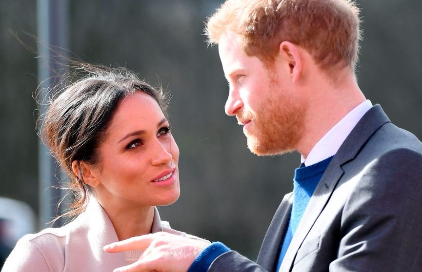 Меган Маркл и принц Гарри опубликовали первое фото сына Арчи крупным планом