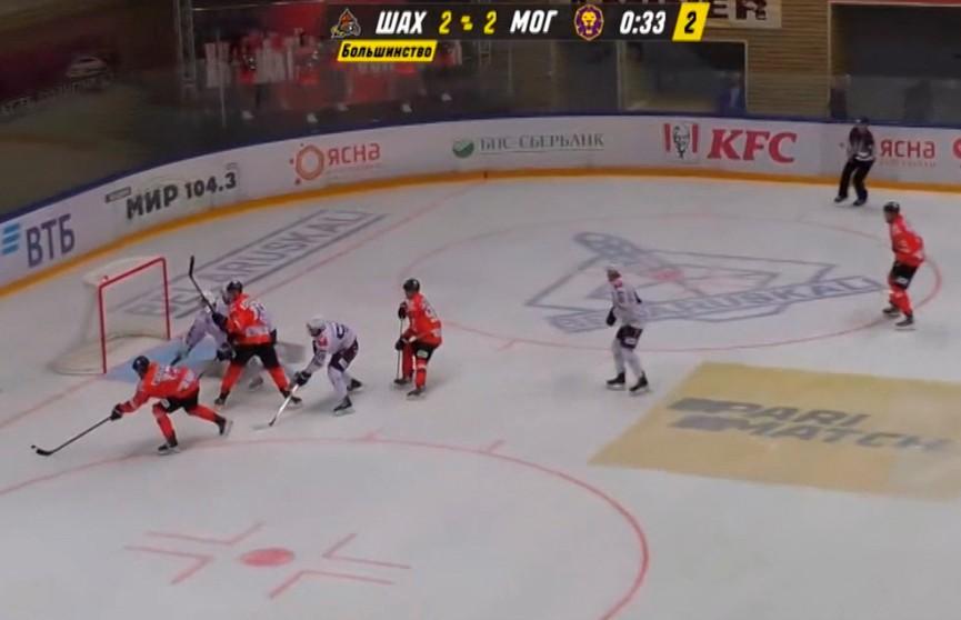 Чемпионат Беларуси по хоккею: «Гомель» одержал победу над гродненским «Неманом»