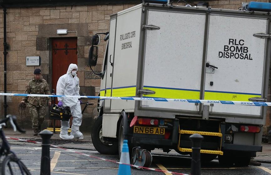 Университет в Великобритании эвакуировали из-за подозрительной посылки
