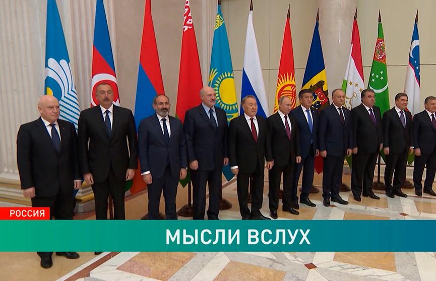Беседа президентов Беларуси и России. Что осталось «за кадром»?