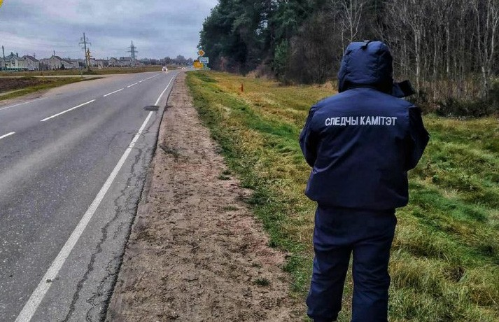 Водитель в Лидском районе насмерть сбил человека и скрылся с места происшествия