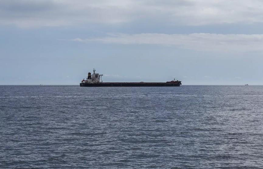 Третий танкер с нефтью для Беларуси из Азербайджана прибыл в порт Одессы