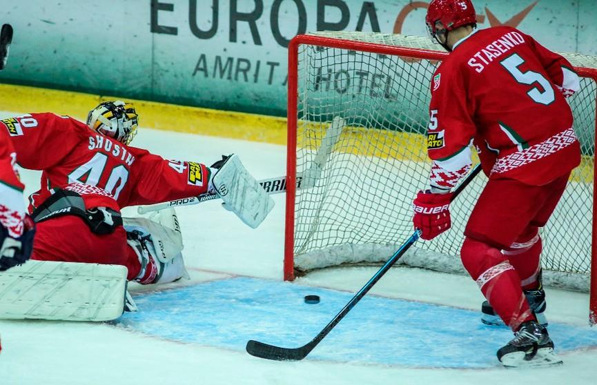 Сборная Беларуси вышла в финал Турнира шести наций в Будапеште