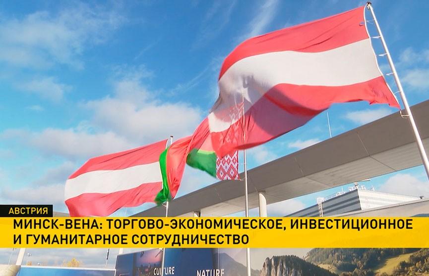 Президенты Беларуси и Австрии обсудят торгово-экономическое, инвестиционное и гуманитарное сотрудничество