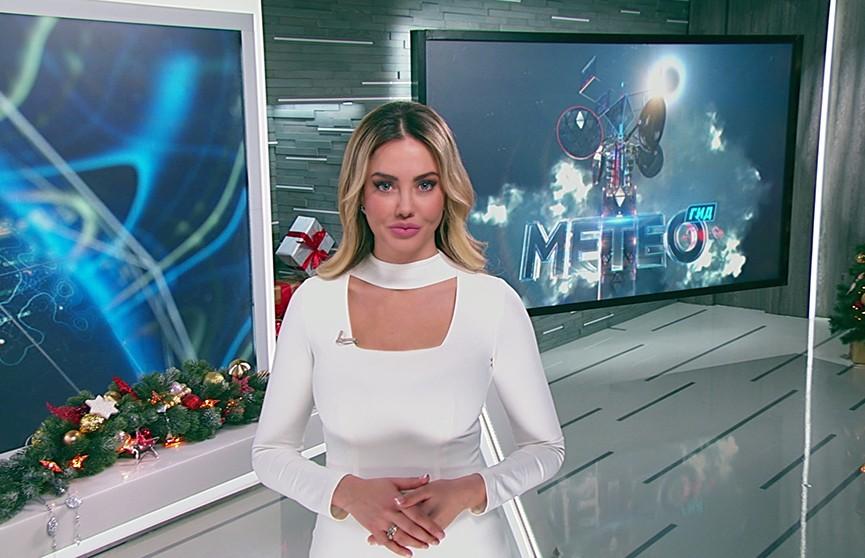 Ирина Ромбальская стала лицом еженедельной программы о погоде «Метеогид» на ОНТ