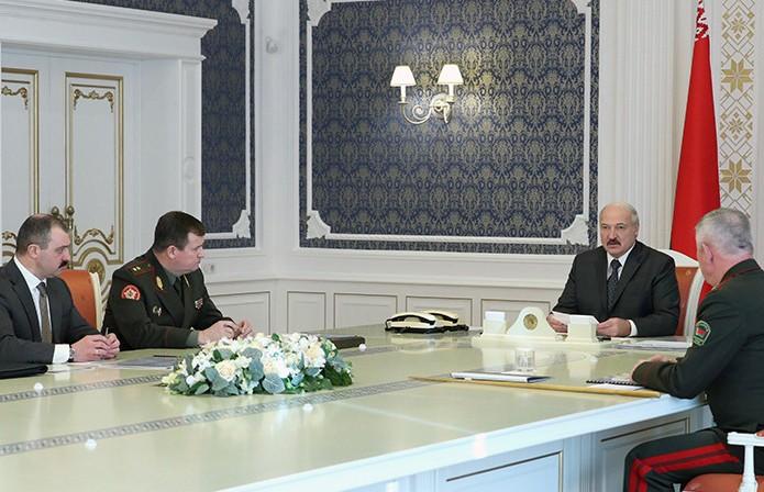 Лукашенко: Беларусь никогда никому не угрожала и угрожать не собирается