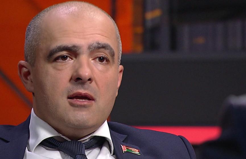 Гайдукевич: в Европе нет демократии, поэтому мы не слышим мнения европейских политиков, поддерживающих Беларусь
