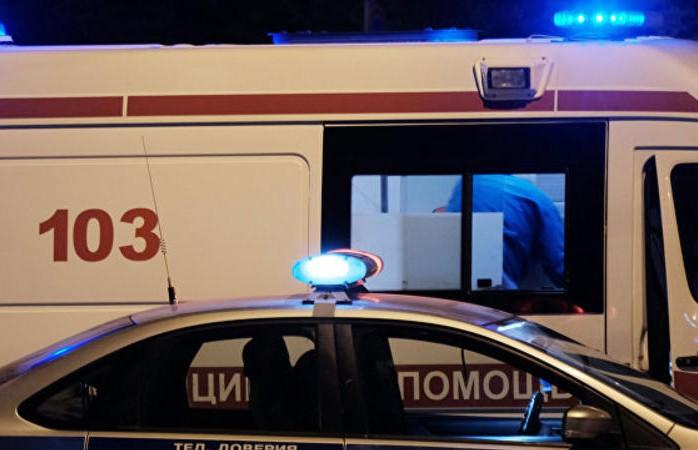 Девять человек пострадали в ДТП с микроавтобусом и легковушкой в Крыму