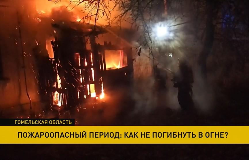 Как не погибнуть в огне: спасатели отправились в рейд для проверок пожарной безопасности