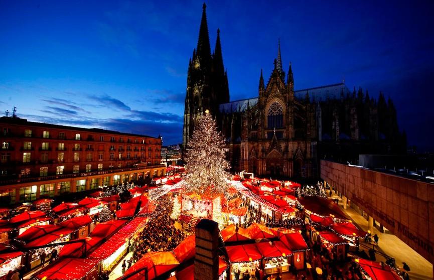 Где отметить Новый год и Рождество? Топ-5 европейских городов для незабываемых праздников