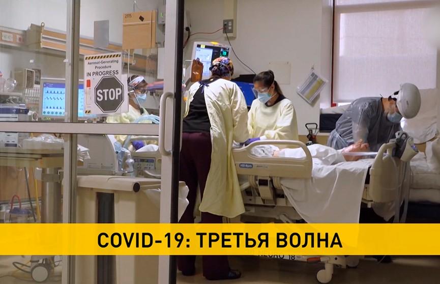 В США у вакцинированной матери родился ребёнок с антителами к COVID-19