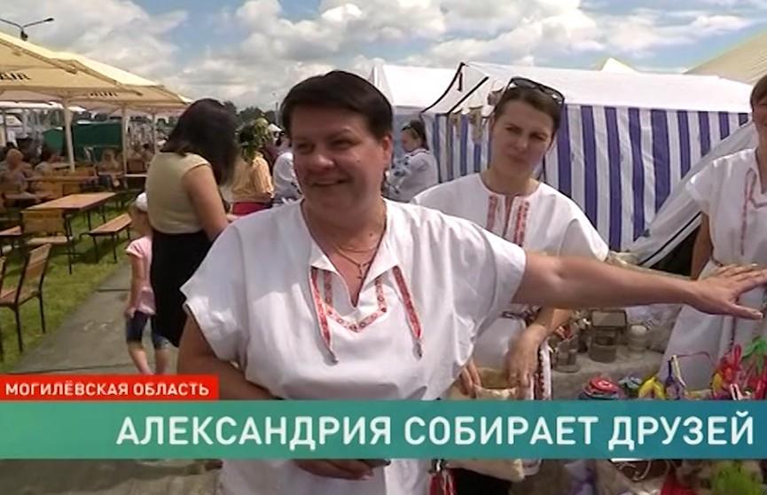 Комбайн, работающий на природном газе, создали в Гомельской области