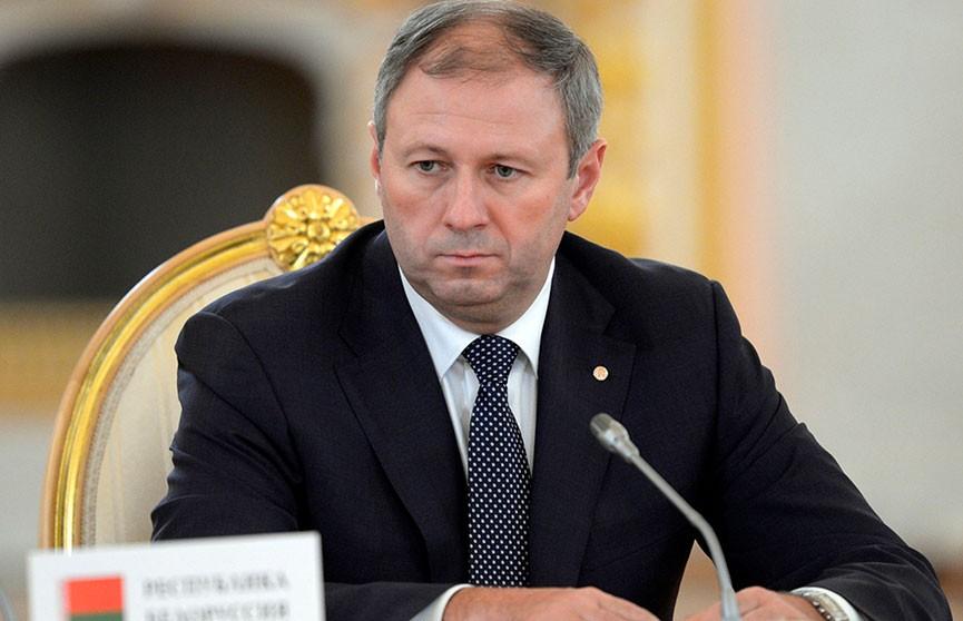 Румас: Нацбанк не намерен искусственно сдерживать курс белорусского рубля