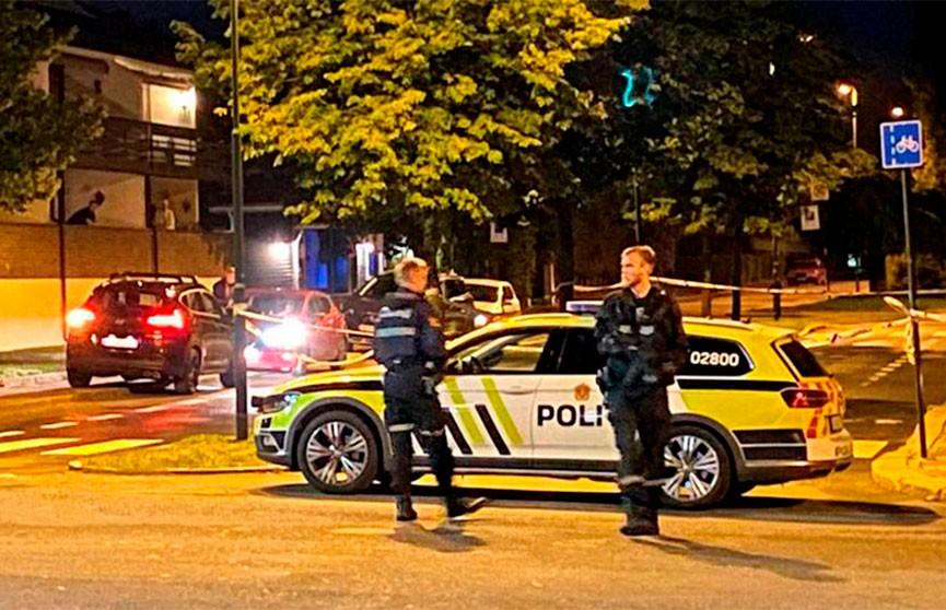 Один человек погиб, двое пострадали при нападении с ножом в Норвегии