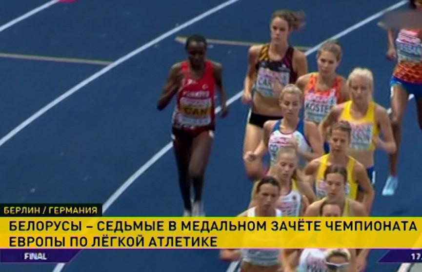Чемпионат Европы по лёгкой атлетике завершился: у нас – три золота