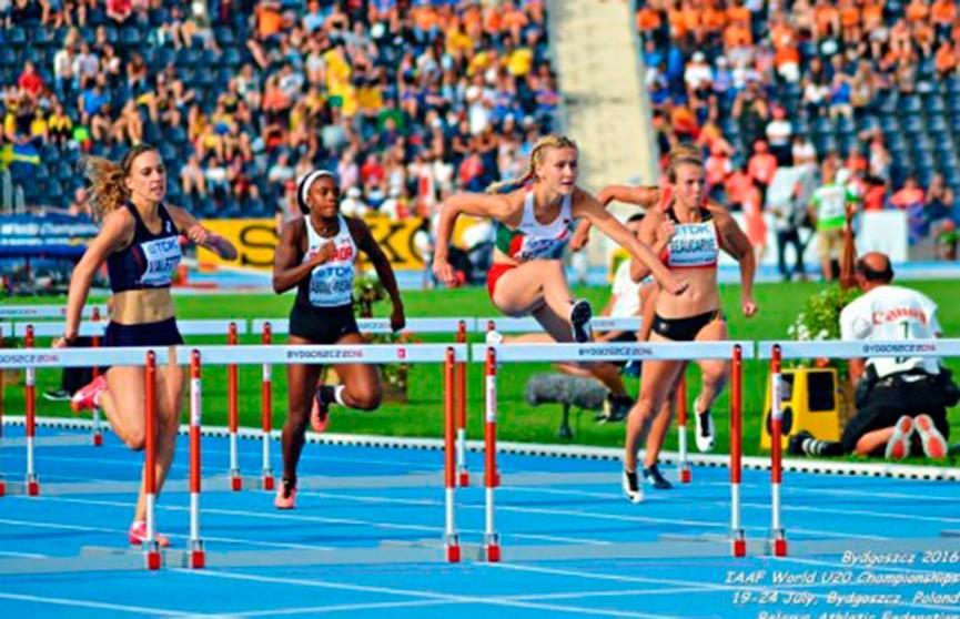Эльвира Герман стала первой на турнире в Польше