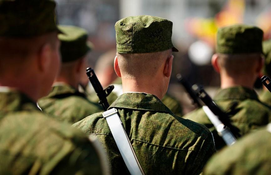 Минобороны: внеплановое переосвидетельствование признанных не годными к службе не планируется
