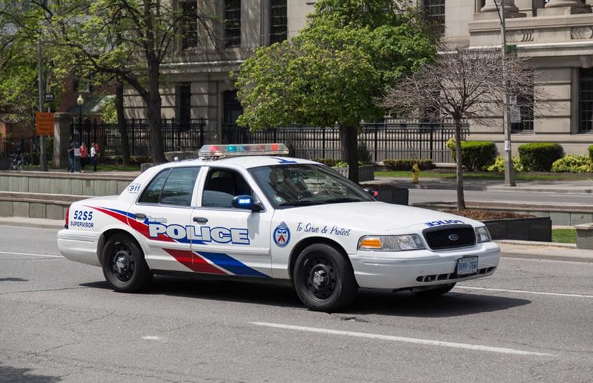Крупная авария произошла в Канаде, есть жертвы