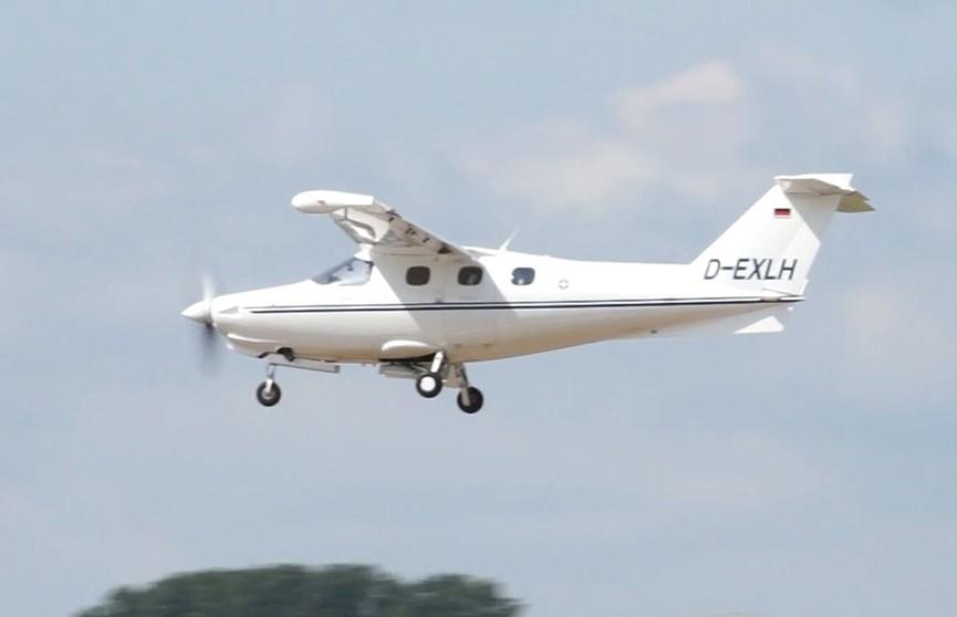 Легкомоторный самолёт потерпел крушение в США