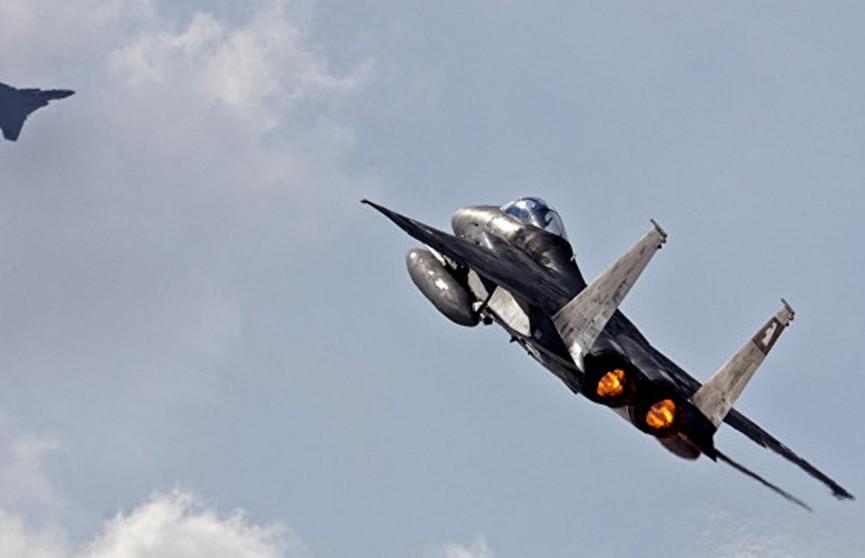 Самолёты Израиля нанесли 40 ударов по сектору Газа