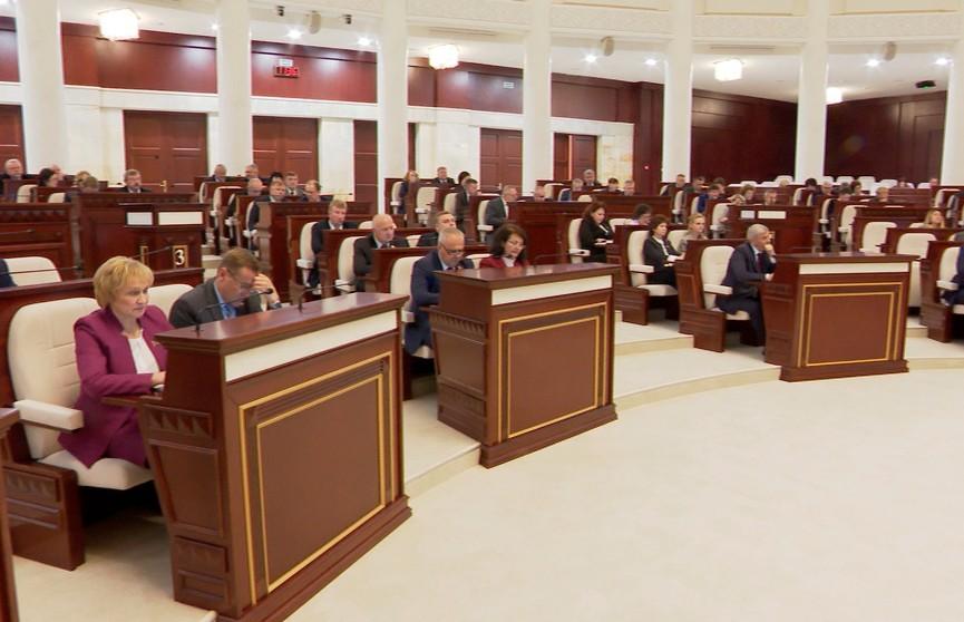 Какие законопроекты должны успеть рассмотреть депутаты шестого созыва
