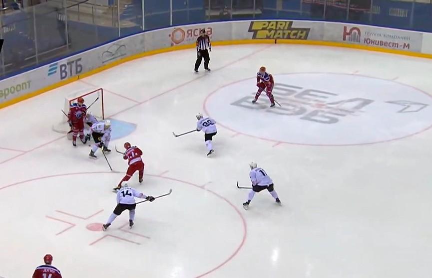 Стартовал «финал четырех» Кубка Руслана Салея по хоккею