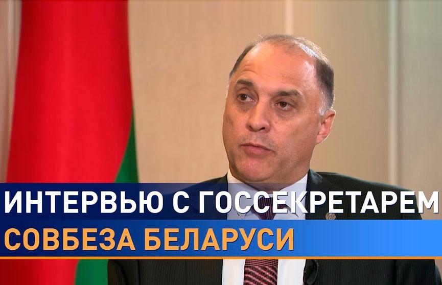 Александр Вольфович: вместо того, чтобы искать пути дипломатического решения проблемы беженцев, Запад обвиняет Беларусь в ведении гибридной войны
