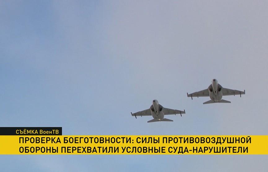 Комплексная проверка боевой готовности Вооруженных Сил продолжается в Беларуси