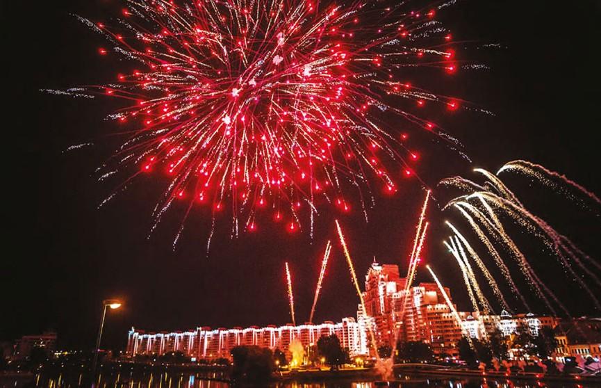 День Независимости в Минске: программа главных мероприятий