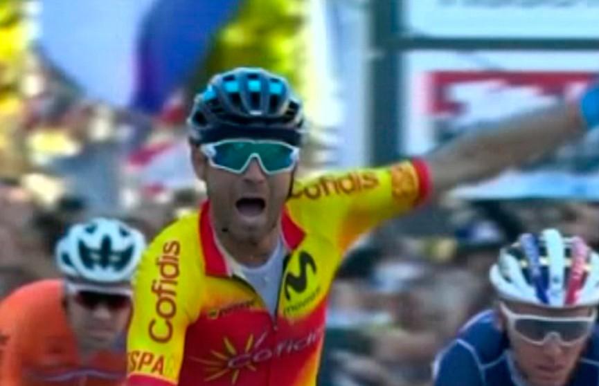 Алехандро Валверде стал чемпионом мира по велоспорту