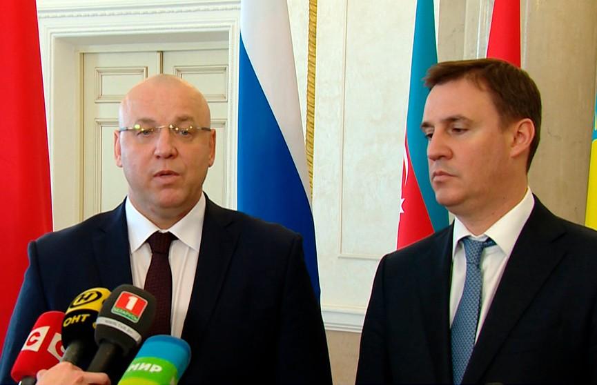 Аграрные ведомства Беларуси и России обсудили невыполнение договорённостей и намерены решать проблемные вопросы