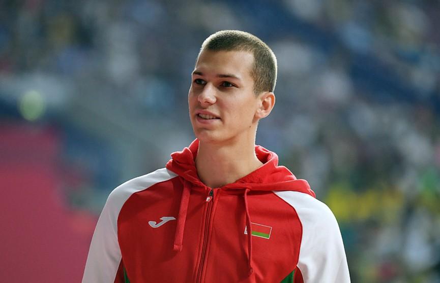 Александр Лукашенко поздравил Максима Недосекова