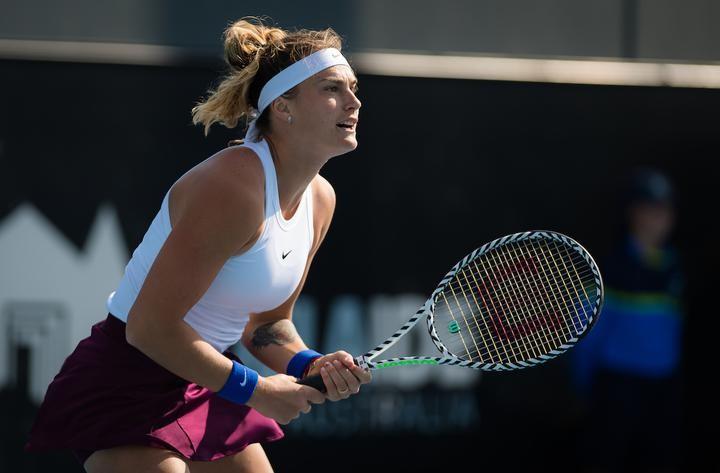 Арина Соболенко обыграла Викторию Кузьмову в Открытом чемпионате Австралии по теннису